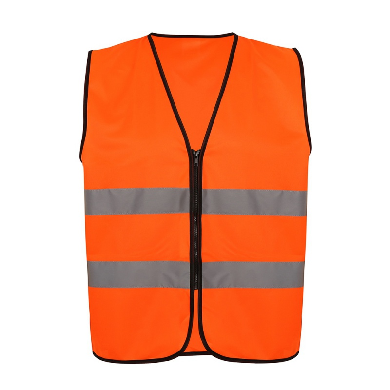 Outdoor Men Women Reflective Vest Workplace Road Working Clothes Cycling Running Sports Reflective Safety Vest