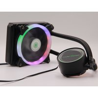 120mm 210mm Hydraulic 4Pin CPU Cooler Radiator Fan Water Cooling Fan Computer Case Cooler Fan with LED Lower Noise Cooling Fan