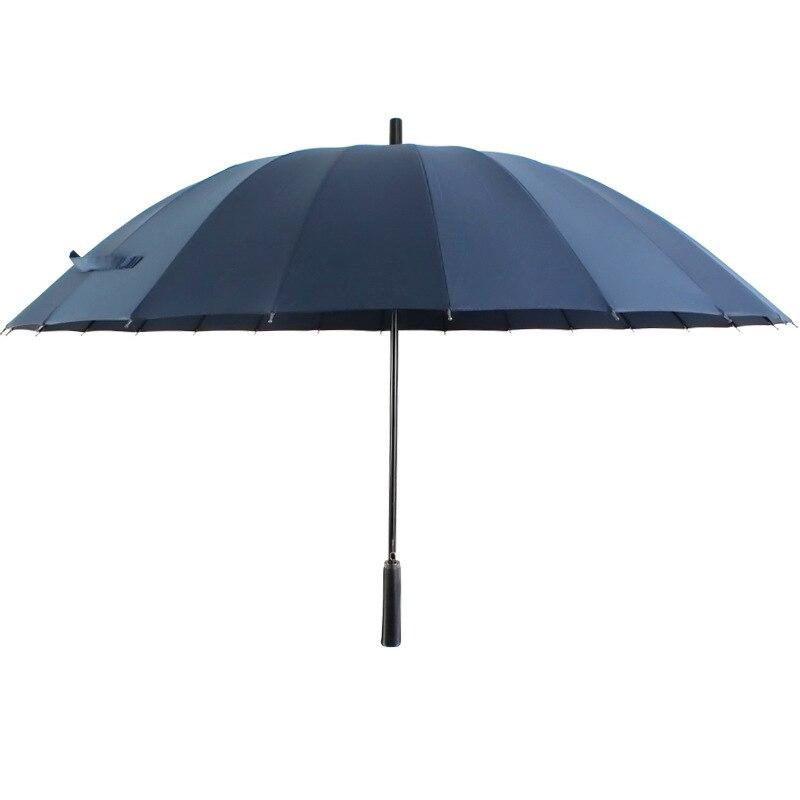 Coupe-vent Extra Large Solide Poignée De Mariage En Plein Air Parapluie pour Femmes Hommes