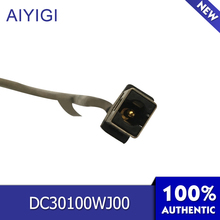 AIYIGI 100% Brand New Power Cable Original  For Lenovo 4-1470 4-1570 80SB 4-1580 80VE 510-15ISK Power Cable Laptop  Accessories new original dc in power jack w cable for lenovo y700 y700 15acz y700 15isk series p n 5c10k25519 dc30100pm00
