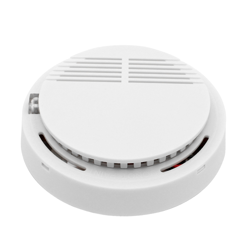 DC9V Battery Operation Stand Alone Independent Smoke Detector 11