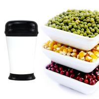 Mini Electric Coffee Grinder Household Cereal Grain Bean Spice Mill Machine Kitchen Salt Pepper Grinder Powerful Spice Nuts Seed