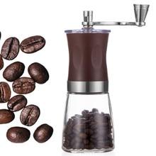 acrylic ceramic coffee grinder handmade coffe spice free shipping