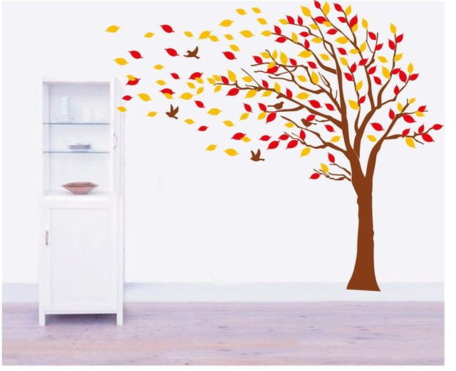 family tree large wall decal for nursery home decor islamic wall