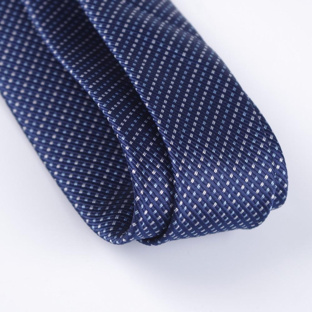 klassik kişilər biznes rəsmi toy qalstuku 8 sm zolaqlı - Geyim aksesuarları - Fotoqrafiya 3