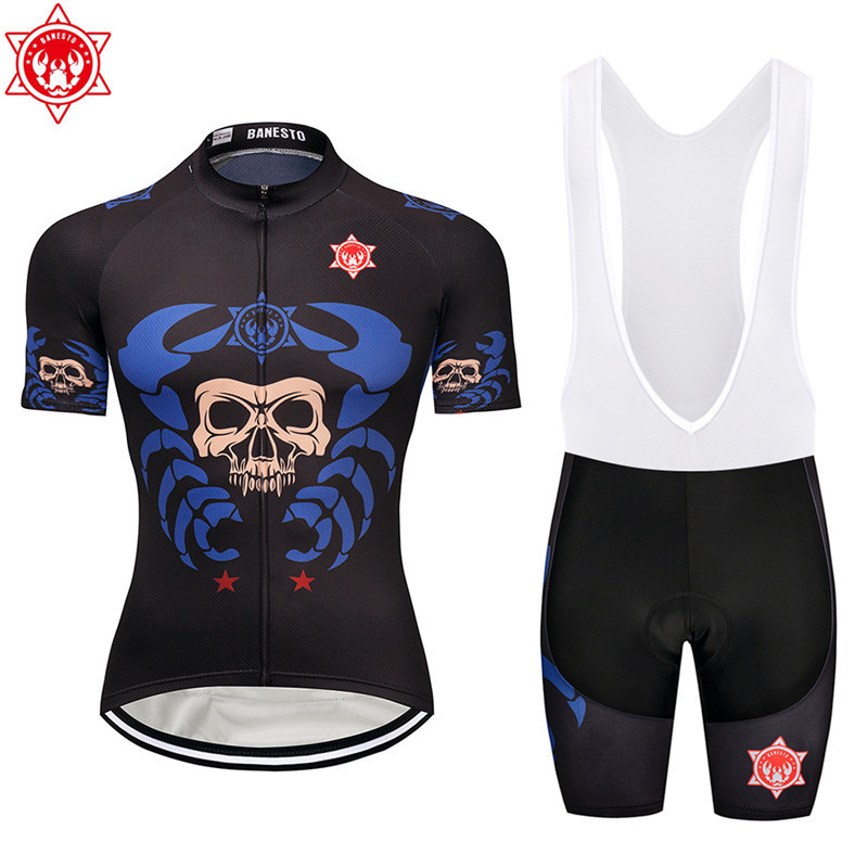 Detail Feedback Questions about Skull Scorpio 2018 Hot Sale Pro Cycling  Jersey Clothing   MTB Road Team Riding Breathing Ropa Ciclismo 9D on  Aliexpress.com ... 47c26d829