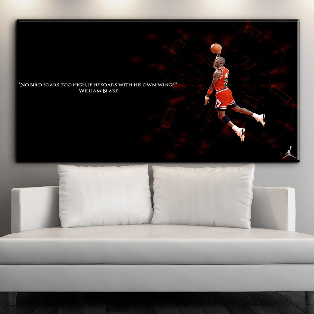 Zz1592 2017 sale new paintings cuadros decor sports basketball zz1592 2017 sale new paintings cuadros decor sports basketball ball michael jordan poster home decoration canvas print pictures in painting calligraphy amipublicfo Choice Image