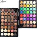 LEARNEVER 40 Colores Paleta de Sombra Con Imprimación Ojo Luminosa Banda de sombra de ojos Paleta de Maquillaje cosméticos nueva M02690