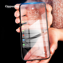 Oppselve 10D Glass For iPhone XS Max XR X 10 Screen Protector Tempered 8 7 6 6S Plus Front Toughened Film