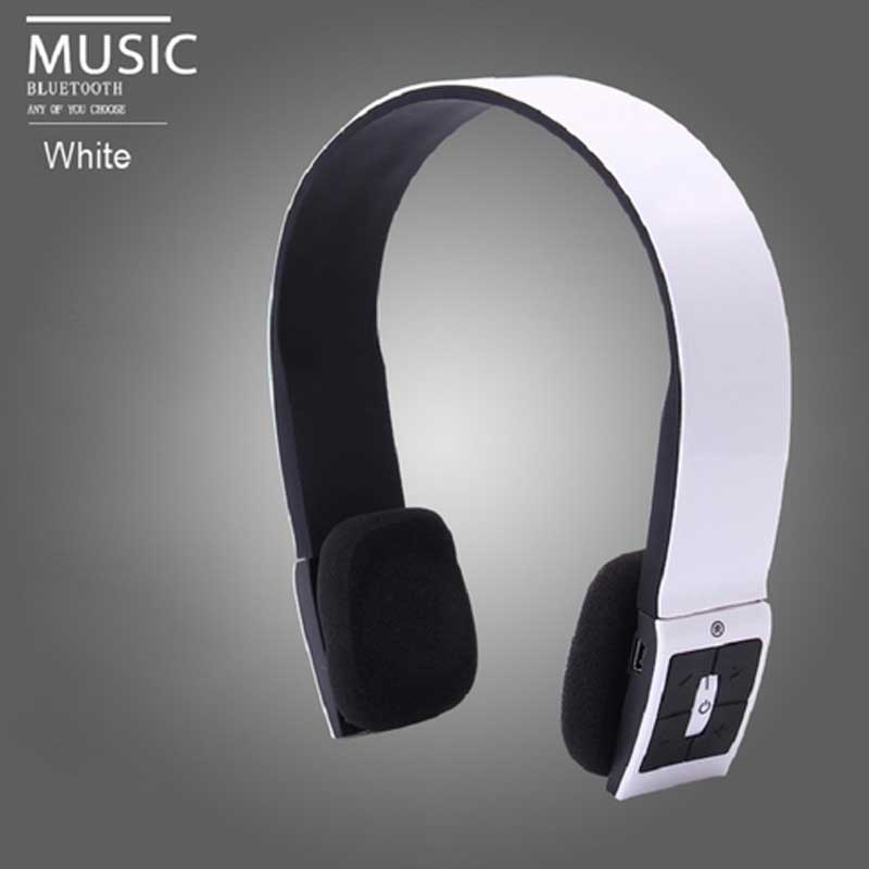 Wireless Bluetooth Audio Headset Auriculares Bluetooth Audifonos Stereo Sport Headphones With MIC Head Phones For IOS Phone PC