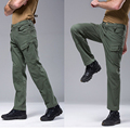New Urban casual men pants X7 Tactical combat training wear breathable  sports pants SWAT multi-pockets helikon overalls