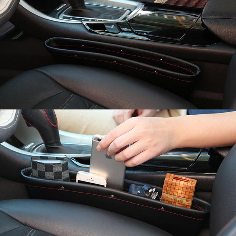 KAHANE 2x PU былғарыдан жасалған - Автокөліктің ішкі керек-жарақтары - фото 2