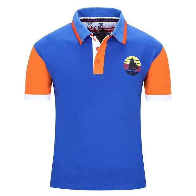 Casual Men Shirt Brand Design Polo Orange Blue Big Size Polos Shirts Cotton Plus Size Male Top Blusas Camisa Masculina Homme 371 Polo Orange Brand Polo Shirtdesigner Polo Shirt Aliexpress