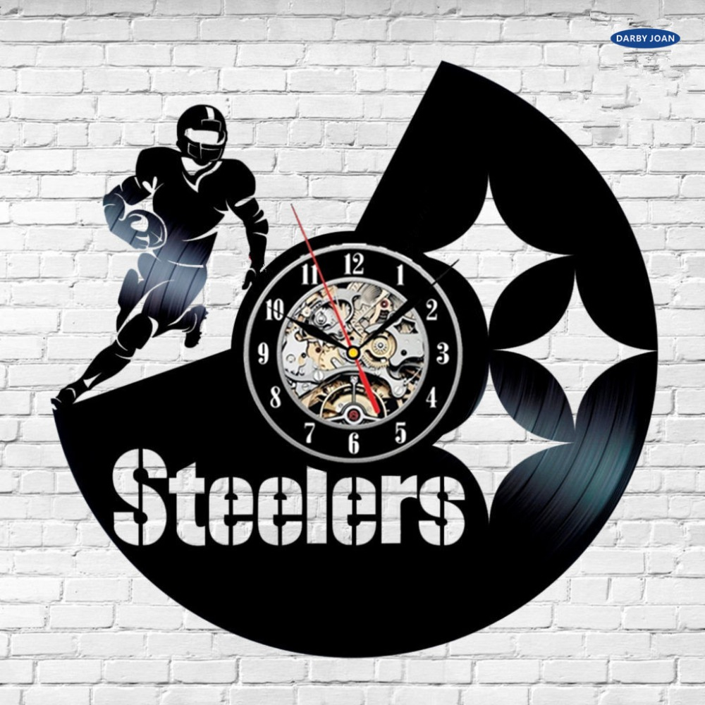 New england patriots nfl vinyl record wall clock gift football new england patriots nfl vinyl record wall clock gift football collectible reloj in wall clocks from home garden on aliexpress alibaba group amipublicfo Gallery