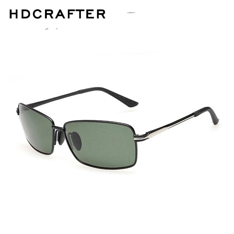 HDCRAFTER font b Fashion b font Classic Sunglasses Brand Designer men For women Mirror Sun Glasses