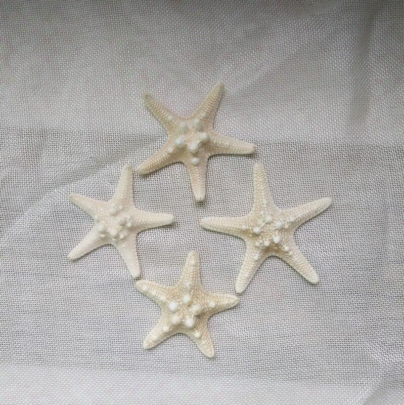 HappyKiss Sea StarsCraft Shell Decoration Real Natural Starfish Craft Natural Stone Minerals Aquarium Wedding Decor party