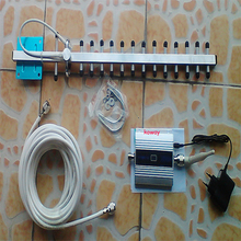 3g signal repeater cell phone 3g signal booster WCDMA 2100mhz 3g signal amplifier with 18dbi 3g