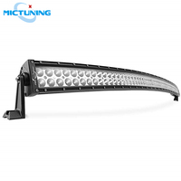 MICTUNING 52 300W Auto LED Curved Bar Led Work Light Combo Spot Flood White Driving Fog Lamp Offroad Tractor Truck Car Styling