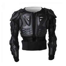 Motorcycle Riding Body Protection Motorcross Racing Full Armor Spine Chest Protective Jacket Gear Guards
