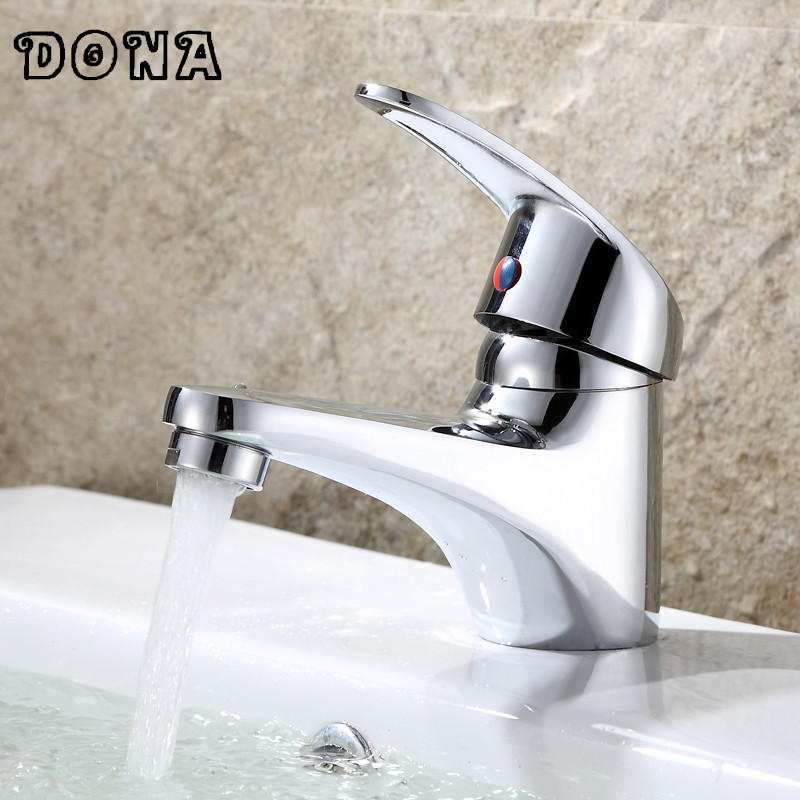 Free shipping Bathroom Basin Faucet  Vessel Sink Water Tap Mixer Chrome Finish bathroom basin faucet mixer DONA2160Free shipping Bathroom Basin Faucet  Vessel Sink Water Tap Mixer Chrome Finish bathroom basin faucet mixer DONA2160