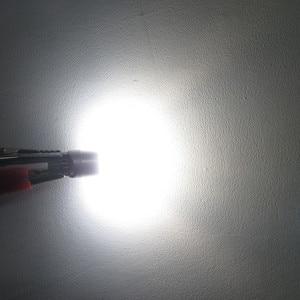 Image 4 - WLJH ampoule Led 10x T10 W5W, 3030 SMD, lumières de stationnement intérieur de voiture, plaque dimmatriculation, ampoule universelle Non polarisée