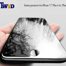 Explosion-Proof Real 9H 2.5D Tempered Glass for iPhone 8 X 5 5s SE 6 6s Plus 7 7 Plus 4 4s 5c Screen Protector Film Case Cover