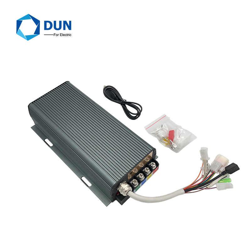 Free Shipping Sabvoton Mqcon SVMC72200 72V 200A Bldc Powerful Controller With Bluetooth  Suitable For 4000w QS Hub Motor