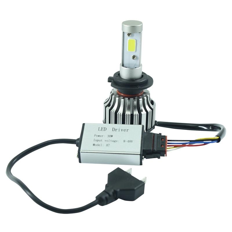 2x Φωτισμός αυτοκινήτου H7 H4 Φωτιστικά - Φώτα αυτοκινήτων - Φωτογραφία 2