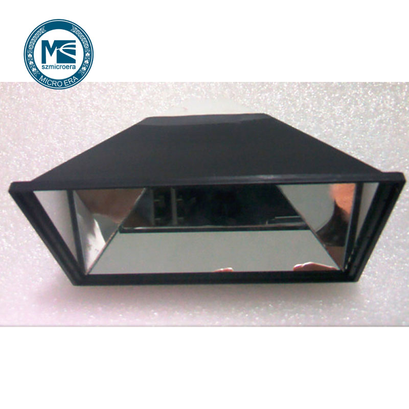 DIY led projector parabolic reflector bow concentrated cup reflection cup for 7 inch screen reflection