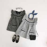 Girls Dress With Children S Dresses Autumn Winter For Girl Toddler Girls Clothing Kids Clothes With