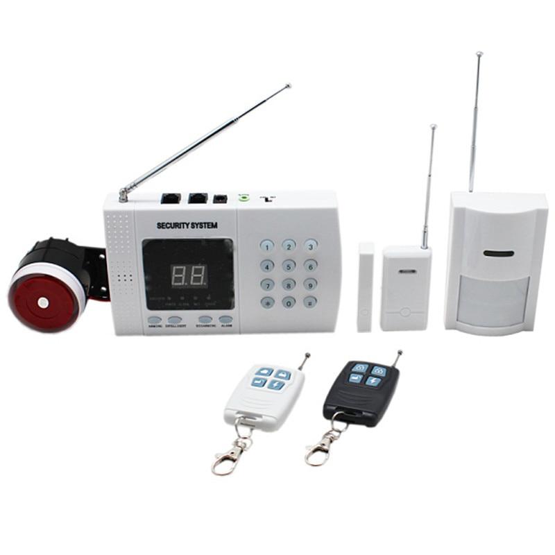 99 wireless defense zones PSTN intruder alarm system 99 wireless defense zones pstn intruder alarm system