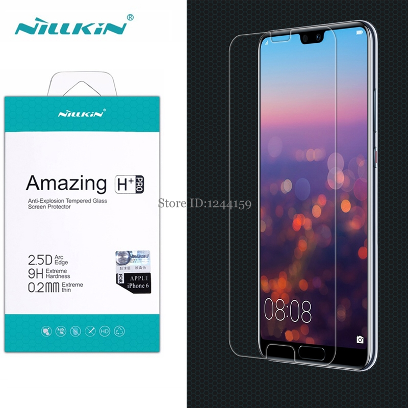 Nillkin Screen Protector For Huawei P20 / P20 Pro Tempered Glass Amazing H H+PRO Glass For Huawei P20 Pro P20pro Phone