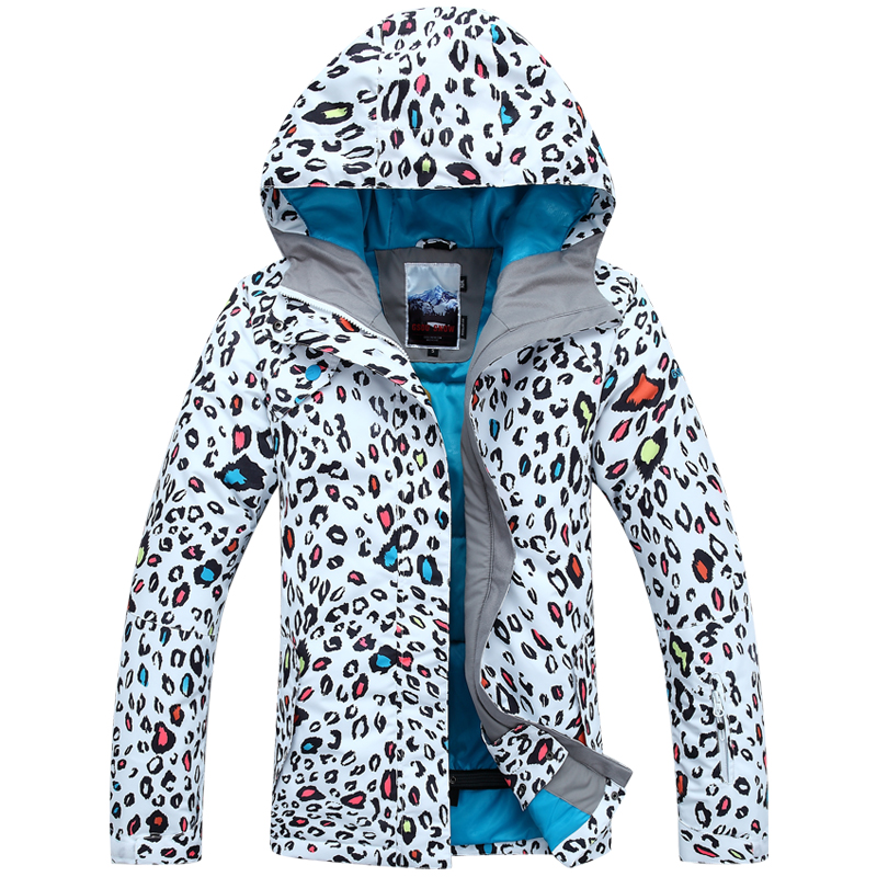 GSOU SNOW 2017 New Designer Snowboard Jacket Male Outdoor Hiking and Camping Coat Winter Waterproof Windproof Clothing for women 2017 new design snowboard jacket men outdoor hiking camping jackets male winter waterproof windproof snow ski clothing for men