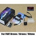 Para FIAT Bravo / Brava / Ritmo / Fog neve chuva Haze mau tempo Auto traseiro luzes de Laser / tráfego Anti Collision Warning Lamp