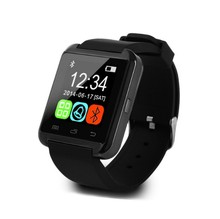 2017 Hot selling Smart Bluetooth watch watch digital sport watches or U8 Android phone Samsung Wearable Device smart watch