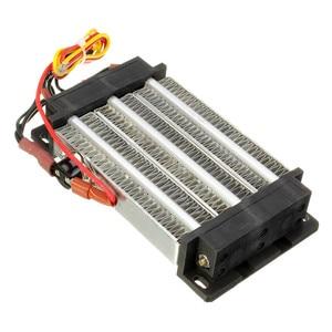"""Image 5 - תנורי חימום חשמליים באיכות גבוהה 750 W מבודד אוויר הקרמיקה PTC דוד גוף חימום טמפרטורת AC מנגנון 140*76 מ""""מ DC 220 V"""