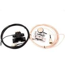 Nagoya RB400 автомобильная антенна кронштейн клип и RG-316 коаксиальный расширить подачи кабеля 5 метров PL-259 к NMO Antena комбинированный комплект