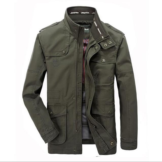 88+ Model Jaket Pria Banyak Kantong Terbaik