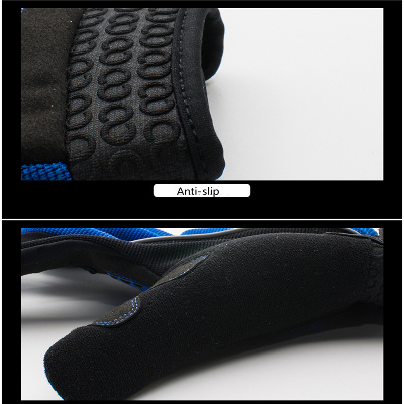 Men & Women Cycling Gloves Full Finger Screen Outdoor Bicycle Gloves - Cycling - Photo 5