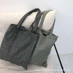 Досуг высокой емкости женская сумка ретро винго печати холст сумка контракт косой крест ткань