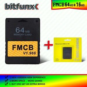 Image 3 - Bitfunx carte mémoire McBoot gratuite (FMCB)64 mo v 1.966 (nouvelle version et nouvelle fonction) + 8/16/32/128/MB carte mémoire