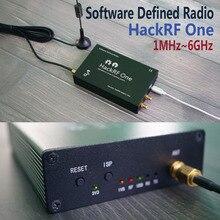 HackRF один usb платформа прием сигналов RTL SDR программное Радио 1 МГц до 6 ГГц программного обеспечения демо доска комплект приемник ключа