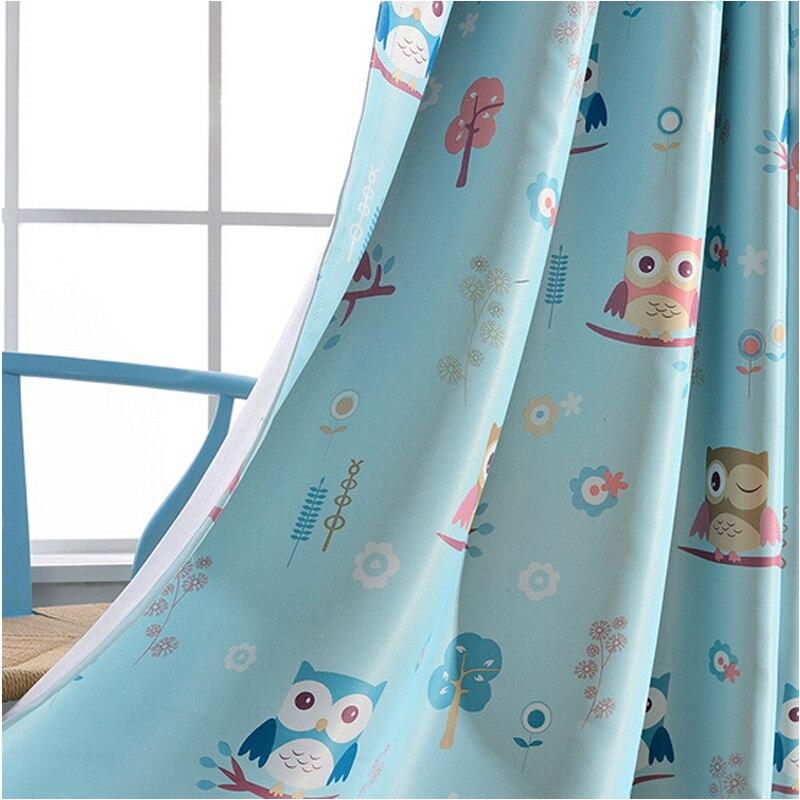 € 10.31 |Cortinas para niños cortinas sala de estar cortinas para  dormitorio blackout niños cortina bebé habitación cortinas de quarto-in  Cortinas ...