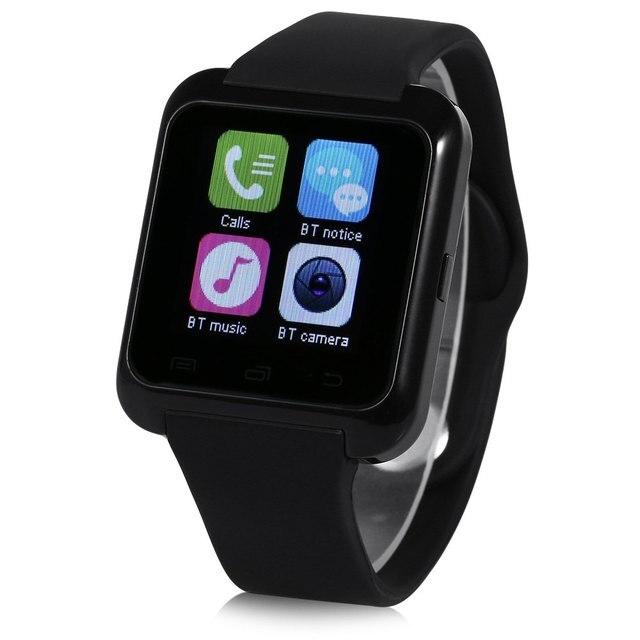 Smartwatch Bluetooth Smart Watch Наручные Часы Цифровые Спортивные Часы Для Android Samsung телефон Переносной Электронный Прибор
