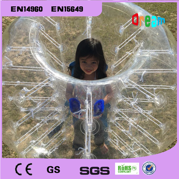 Hot Selling Cheap price good quality bumper ball zorb ball bubble soccer suit bubble football for