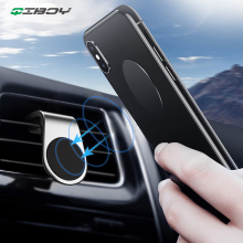 Magnetic Car Phone Holder For GPS Air Vent Mobile Magnet Stand Universal Auto Grip Mount Support In