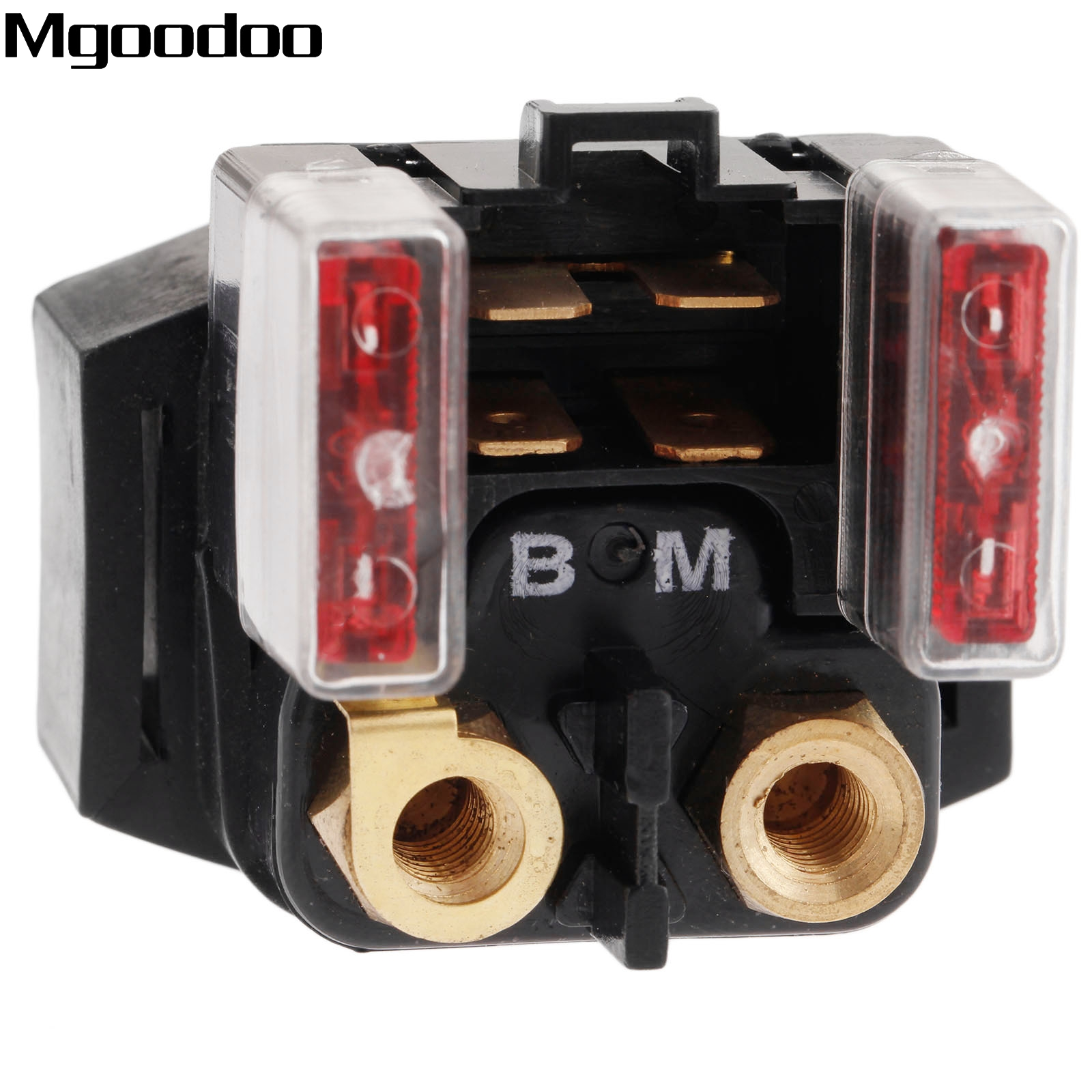 mgoodoo motorcycle atv starter relay solenoid for yamaha grizzly 660 yfm660 2002 2008 2003 2004 2005 2006 motor electrical parts in motorbike ingition from  [ 1600 x 1600 Pixel ]