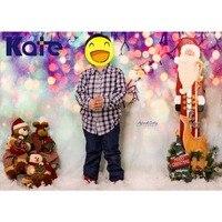 Kate Christmas Backdrops Photography Spot Colour Branch Fond Photo noel Background Dream Tree Fundo Fotografico arvore de Natal