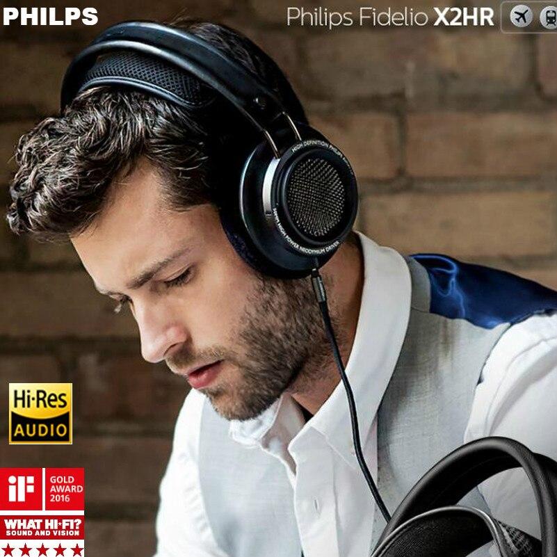 Philips Fidelio X2HR cuffie Votato Miglior Prodotto in 2015 con 50mm di  azionamento ad alta potenza 4db6a565138e