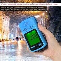 SMART SENSOR EU Air Quality Monitor AS8901 Handheld Automotive Oxygen Meter Detector Digital Industrial O2 Tester Analyzer